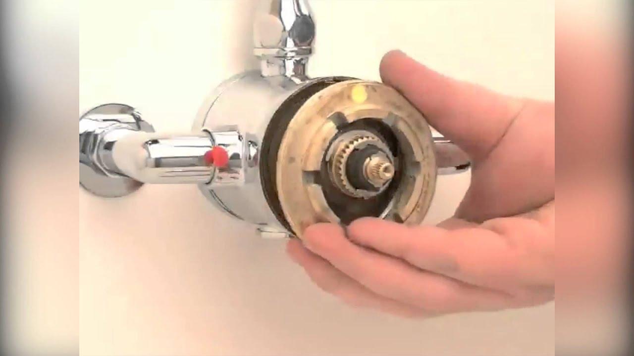 proceso de sustituci n del cartucho termost tico de duchas duales hudson reed manijas modernas. Black Bedroom Furniture Sets. Home Design Ideas