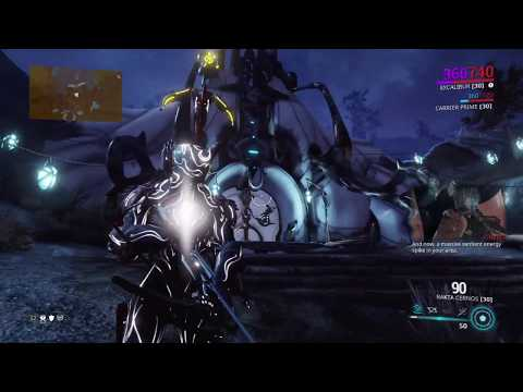 Warframe: About Vacuum And Universal Vacuum
