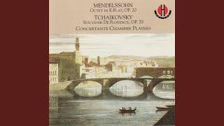 Octet in E-Flat, Op. 20: I. Allegro moderato ma con fuoco