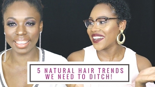 Natural Hair Trends That Needs To Stay Buriedwith Nyla Helene