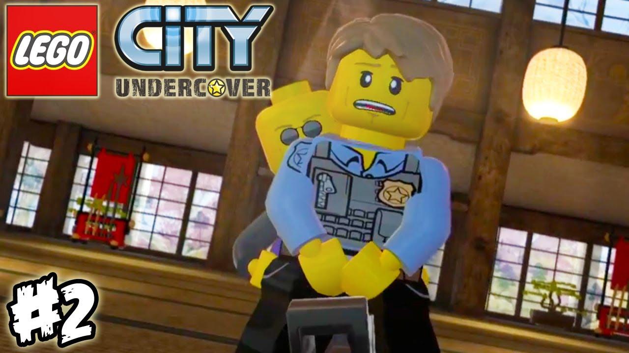 Palhaço Bandido! - Lego City Undercover #2 (Em Português ...