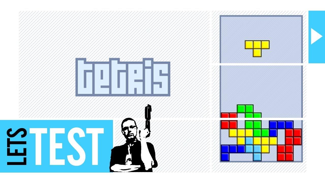 Fettspielen Tetris