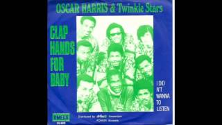 Oscar Harris And The Twinkle Stars Clap Hands For Baby