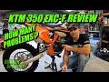 Ktm 350 Exc F Long Term Review