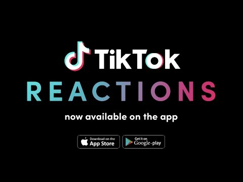 REACT with TikTok!