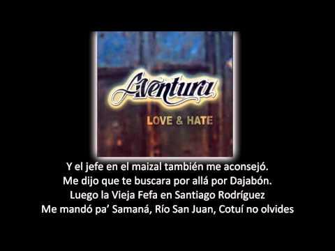 Aventura - Pueblo Por Pueblo (lyric - letra) de YouTube · Duración:  3 minutos 49 segundos