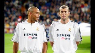 The Day Ronaldo & Zidane Saved Real Madrid