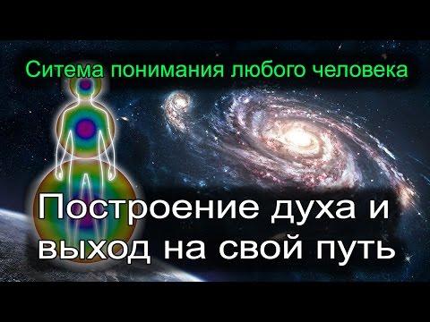 Психолог Анастасия Данилова. Система понимания человека. Построение духа, выход на свой путь.