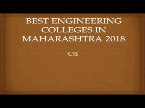 TOP ENGINEERING COLLEGES OF MAHARASHTRA 2017-18 | COLLEGE CAMPUS AND PLACEMENT