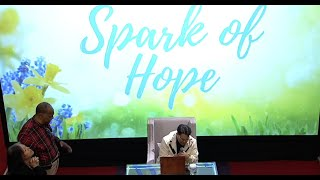 SPARK OF HOPE | MARCH 2020