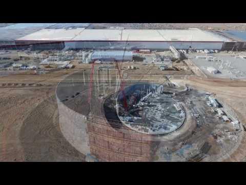 Tesla Gigafactory update Electrek