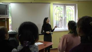 Практика библейских уроков - часть 4