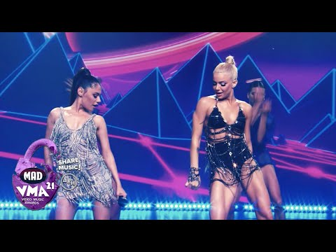 Josephine & Efendi - Μata Hari | MAD Video Music Awards 2021 από τη ΔΕΗ