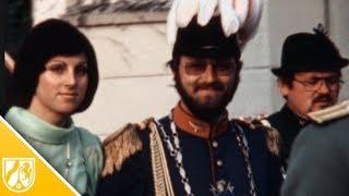 Unges Pengste 1976 - historische Aufnahmen zeigen Korschenbroichs Schützenfest