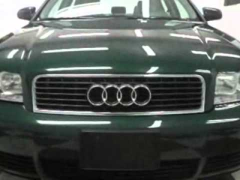 2003 Audi A4 4dr Sdn 1.8T quattro AWD Auto Sedan – Bedford, OH