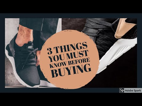 Asics Gel-Lyte V Sanze | 3 Things You Must Know Before Buying