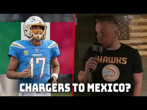 Could There Be An NFL Team In Mexico City?