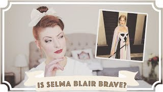 Is Selma Blair Brave? [CC]