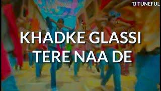 Khadke Glassy Whatsapp Status Video | Honey Singh | Jabariya Jodi | Munde Sare piche ghumde status