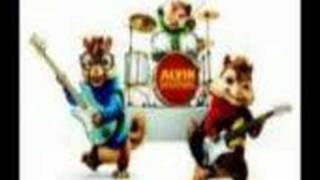 alvin andthe chipmunks singing elo