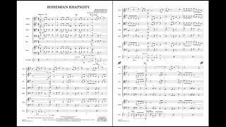 Bohemian Rhapsody by Freddie Mercury/arr. Robert Longfield
