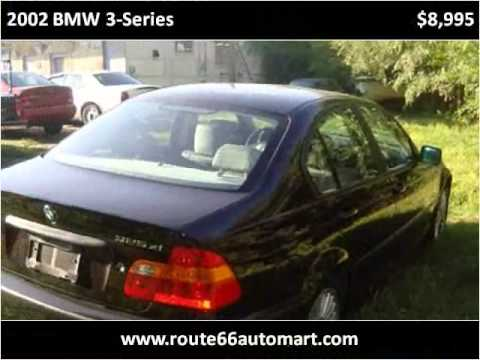 2002 BMW 3-Series Used Cars Romeoville IL