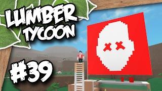 Lumber Tycoon 2 #39 - HUGE SENIAC FLAG (Roblox Lumber Tycoon)