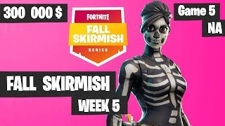 Fortnite Fall Skirmish Week 5 Game 5 NA Highlights (Group 2) - Royale Flush