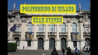 Sınav Sistemi, Exam System   Politecnico di Milano