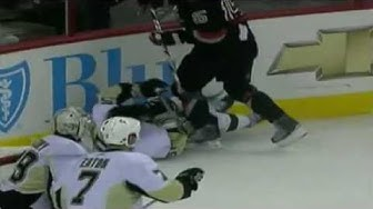 The Best of Tuomo Ruutu - Fights,Hits and Goals!