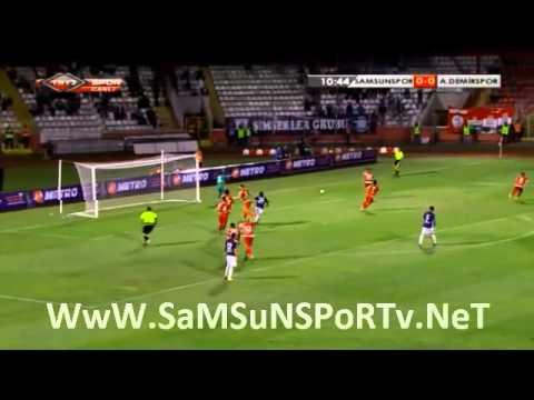 Soner Şahin - Samsunspor - Adanademirspor Penaltı kurtarışı
