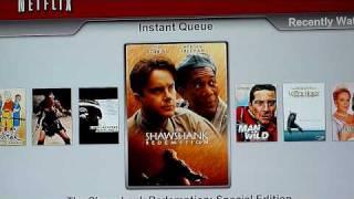 Comparison Xbox 360 Netflix Vs Playstation 3 Netflix Instant Streaming Disc