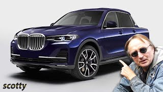 Here's Why BMW Made a Pickup Truck