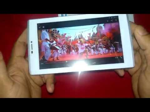 Micormax Canvas Tab P480 Real Unboxing in Hindi Review (First One to review this on youtube)