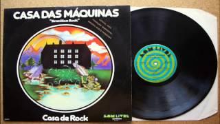 Casa das Máquinas - Casa de Rock (1976)