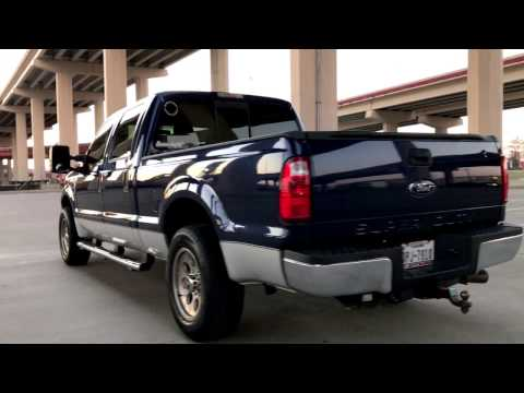 FOR SALE BY OWNER $17,500 2008 FORD F250 SUPER DUTY Crew Cab XLT