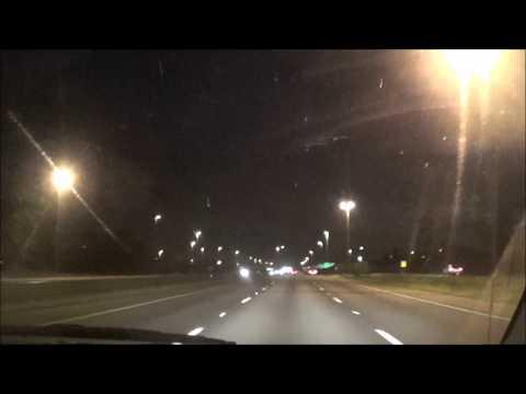 Interstate 4 West FULL ROAD (Daytona Beach, FL to Tampa, FL)