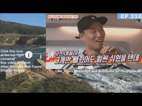 Funny Song Ji Hyo Blank Lucky Hand Save All RM Member From Prison