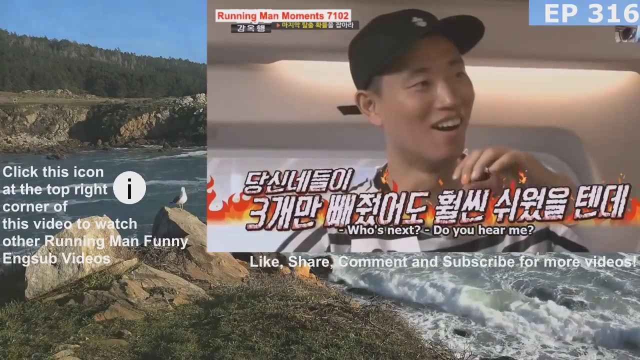 Download Funny Song Ji Hyo Blank Lucky Hand Save All RM Member From Prison