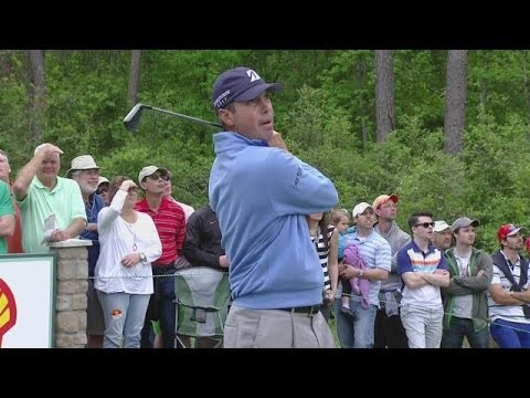 Matt Kuchar takes a four-shot lead into Sunday at Shell | Highlights