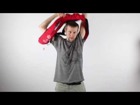 Inflatable PFD Life Jacket Type 1 | Menace Marine