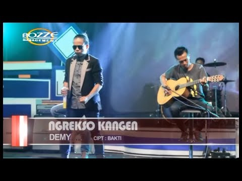 NGEREKSO KANGEN - DEMY [ OFFICIAL MUSIC VIDEO ]