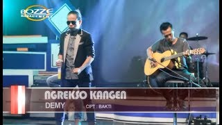 Single Terbaru -  Demy Ngerekso Kangen Official Music Video