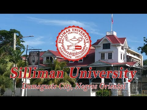 Silliman University In Dumaguete City