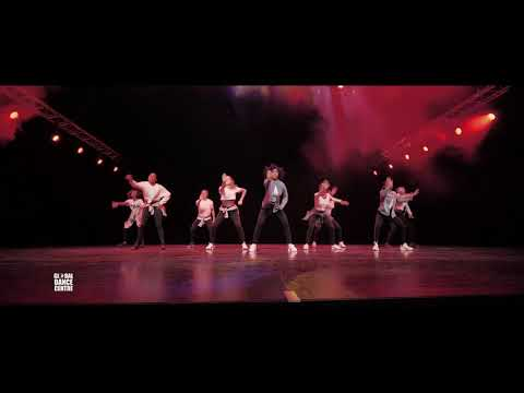 Sanne Bothee 7-11 & 12-17 (dancehall) - GDC Almere - Nieuwjaarsshow