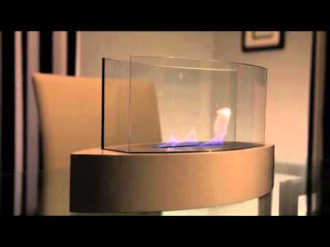 Lexington Tabletop Ethanol Fireplace by Anywhere Fireplace at CleanFlames.com