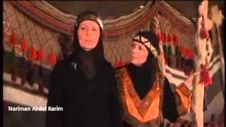 الفنانة ناريمان عبدالكريم مسلسل راس غليص 2 الحلقة 3