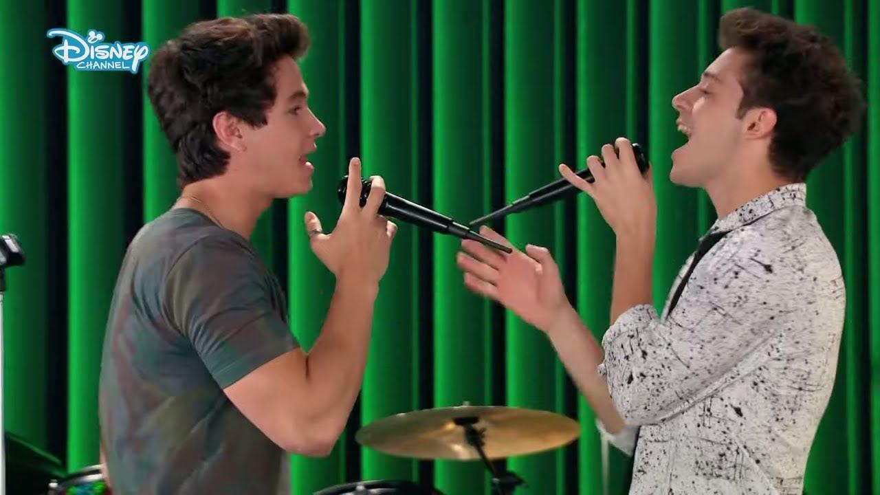 Simon ve Matteo Düeti💯| Soy Luna | Disney Channel Türkiye