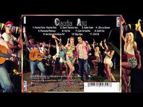 ASU & CLAUDIA - FOARTE TARE, FOARTE FAIN ( ALBUM INTREG )
