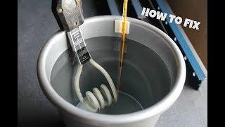 Bajaj Immersion Heater/Rod Repairing   DIY